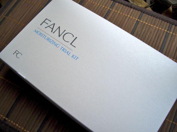 FANCL(ファンケル)『モイスチャライジング トライアルキット』