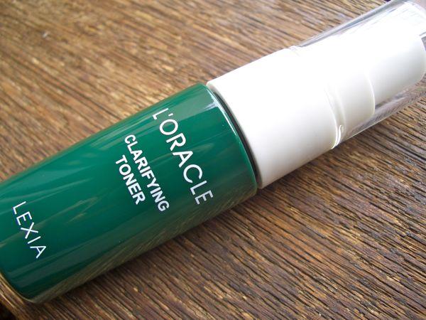 L'ORACLE(オラクル)『クラリファイング・トナー』
