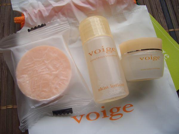 Voige (ヴォイッジ)『スキンケアトライアルセット』