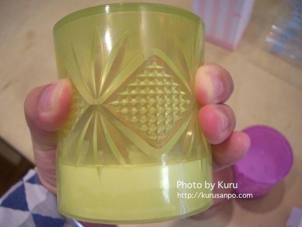 FELISSIMO(フェリシモ)『暗くなったら勝手に点灯 切子ガラスみたいな きらめく明かりのソーラーキャンドルライトの会』