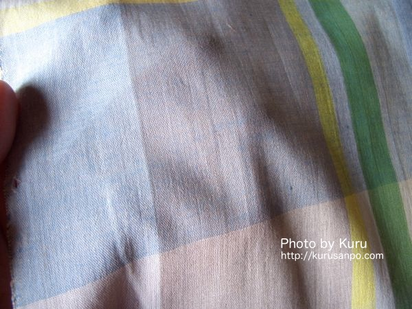 FELISSIMO(フェリシモ)『グラミン・フェリシモ 希望の彩り 手織りのカットクロス(3m)の会』