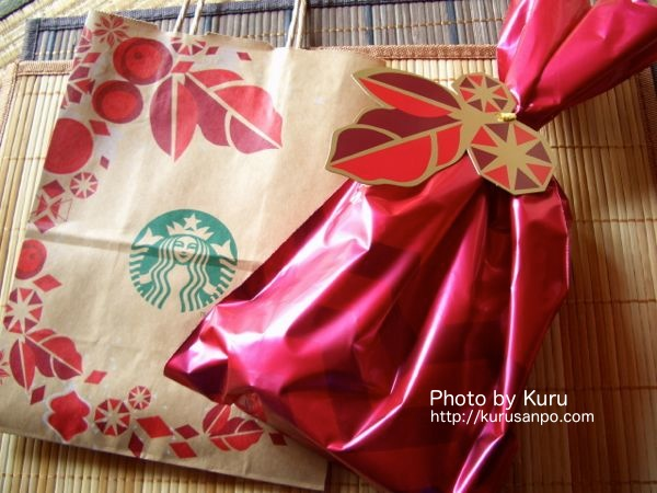 STARBUCKS COFFEE(スターバックスコーヒー)『STARBUCKS HOLIDAY 2013』