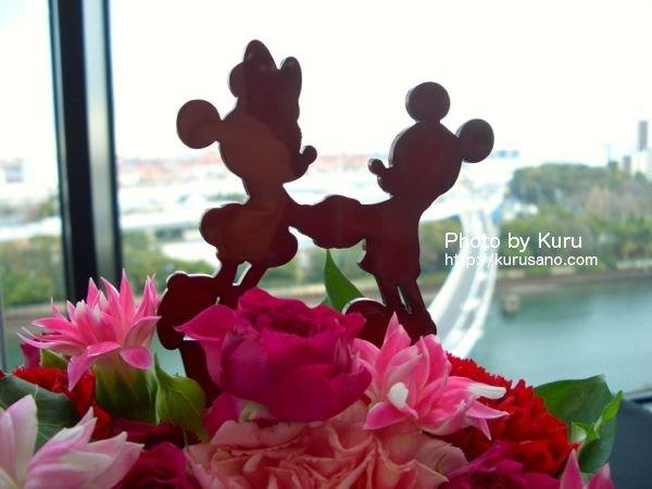 日比谷花壇(ひびやかだん)『Disney(ディズニー)のフラワーギフト』