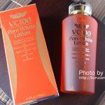様々な肌の悩みに対応する化粧水『VC100 ポアホワイトローション』[ドクターシーラボ]
