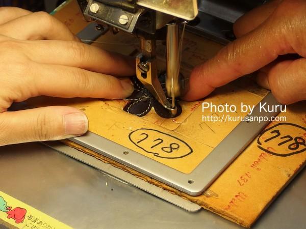 手作り革工房 HERBE(エルブ)でレザークラフト体験♪