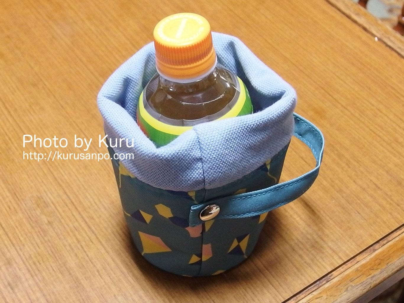 FELESSIMO(フェリシモ)『もう悩まない! 汗かきカップ&ペットボトルの 2-way保冷・保温ホルダーの会』