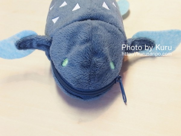 FELISSIMO(フェリシモ)『ギョッ!とびっくり かたちイロイロ深海魚ポーチ〈基本編〉の会(6回限定コレクション)』
