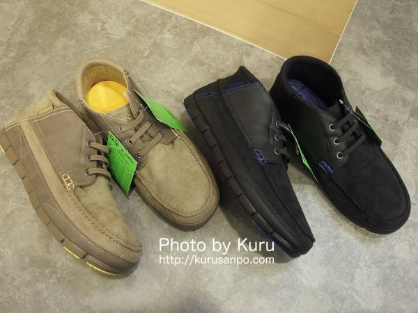 crocs(クロックス)『stretch sole(ストレッチソール) 2014年秋冬新作』