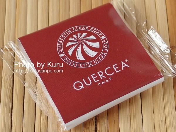 QUERCEA(ケルセア)『ケルセア クリアソープ』