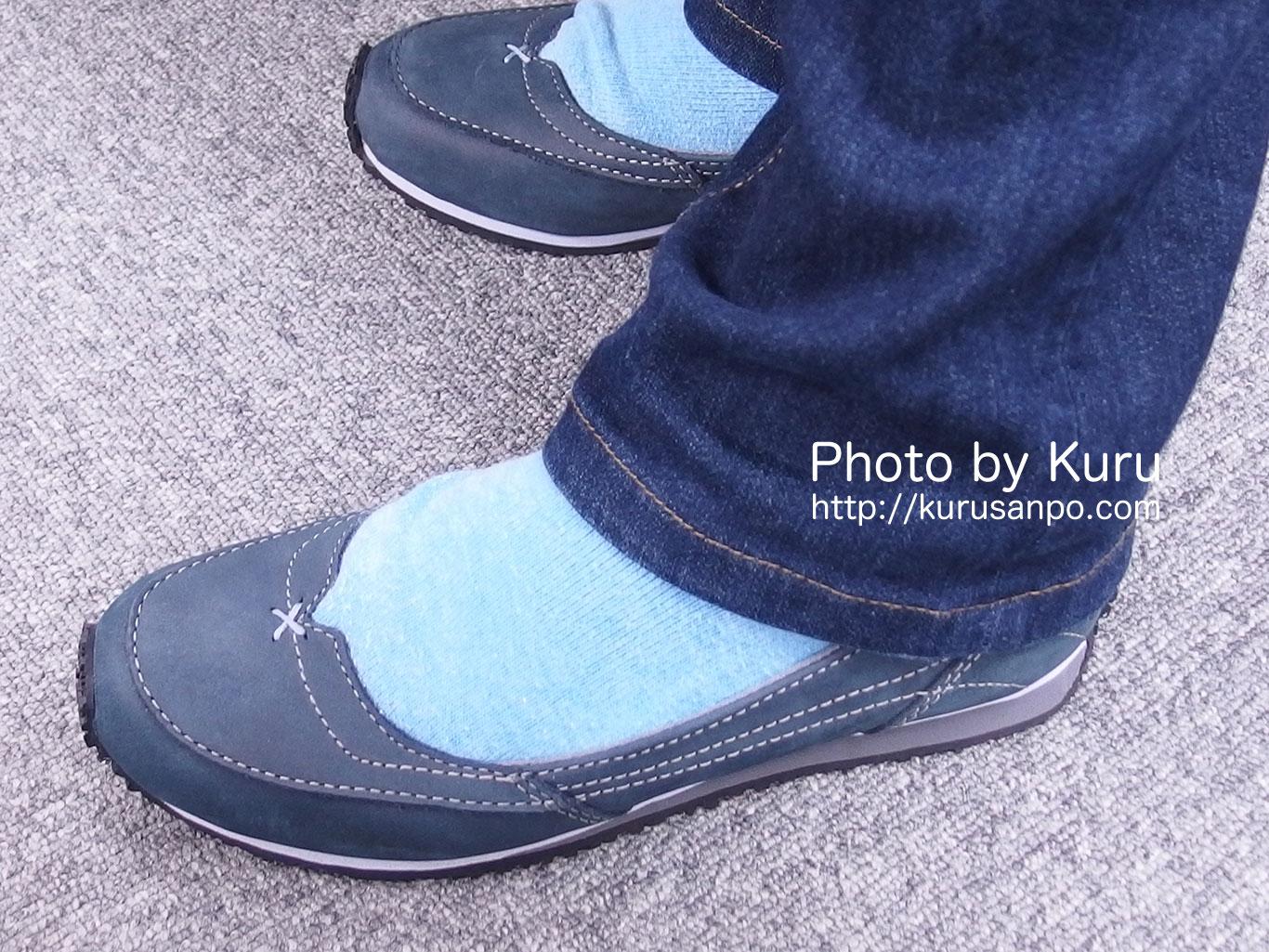 エディー・バウアーの『靴』歩きやすい高機能シューズ揃ってます♪