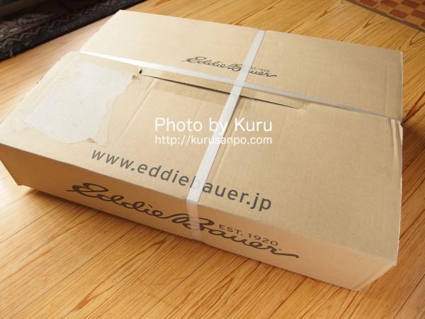 Eddie Bauer(エディー・バウアー)『EB900フィルパワープラスダウンコート』
