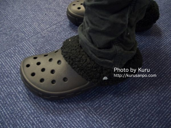crocs(クロックス)『mammoth evo clog(マンモス イーブイオー クロッグ)』