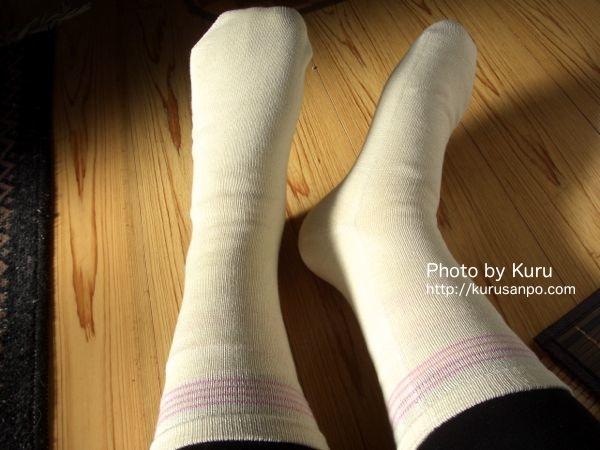 シルクパーティー『冷えとり靴下 シルクパーティープレミアムソフト』