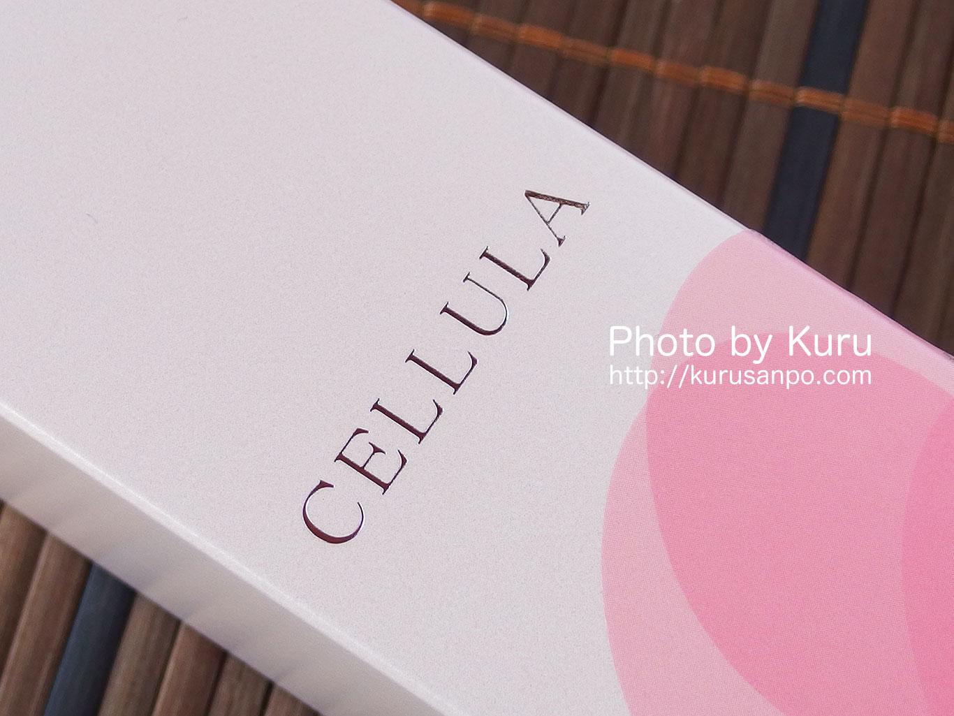 ALMADE(アルマード)『CELLULA Cleansing Gel(チェルラー クレンジングジェル)』