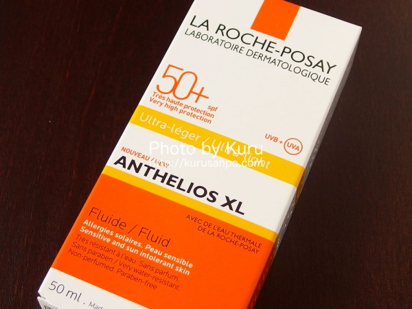 LA ROCHE-POSAY(ラ ロッシュ ポゼ)『アンテリオス XL フリュイド』