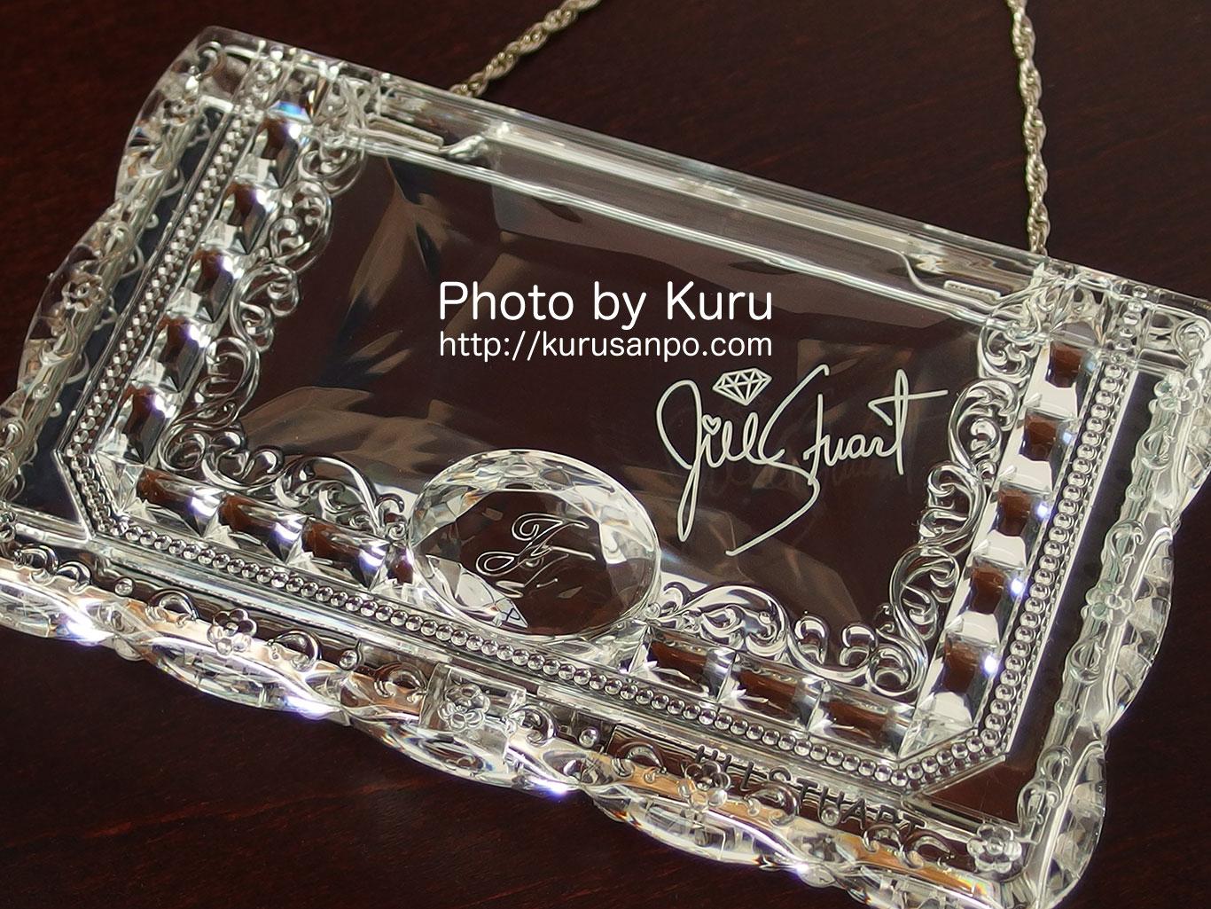 JILL STUART(ジルスチュアート)『エヴァーラスティングシルク パウダーファンデーション フローレスパーフェクション デビューキット』