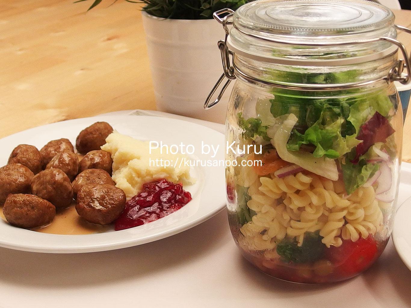 IKEA(イケア)で『スウェーデンスタイルのジャーサラダ』を楽しんできた♪[2015年4月23日(木)~30日(木)まで]