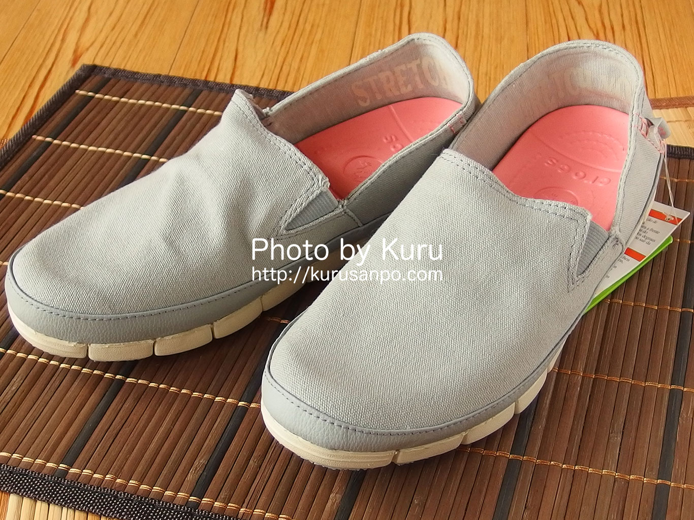 crocs(クロックス)の『stretch sole loafer w(ストレッチ ソール ローファー ウィメン)』