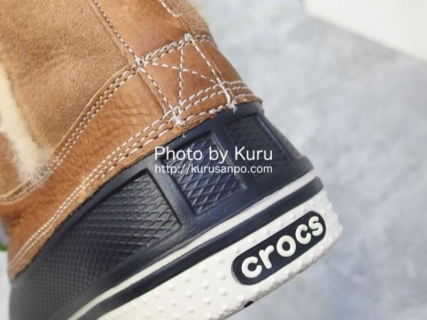 crocs(クロックス)『allcast luxe duck boot w(オールキャスト ラックス ダックブーツ ウィメン)』