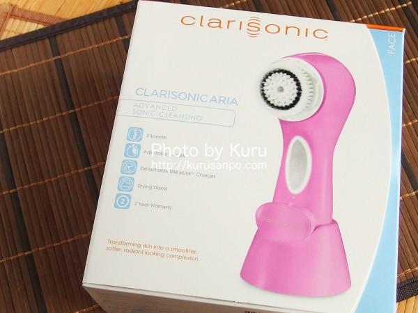 日本ロレアル(株)・clarisonic(クラリソニック)『CLARISONIC ARIA(クラリソニック アリア)』