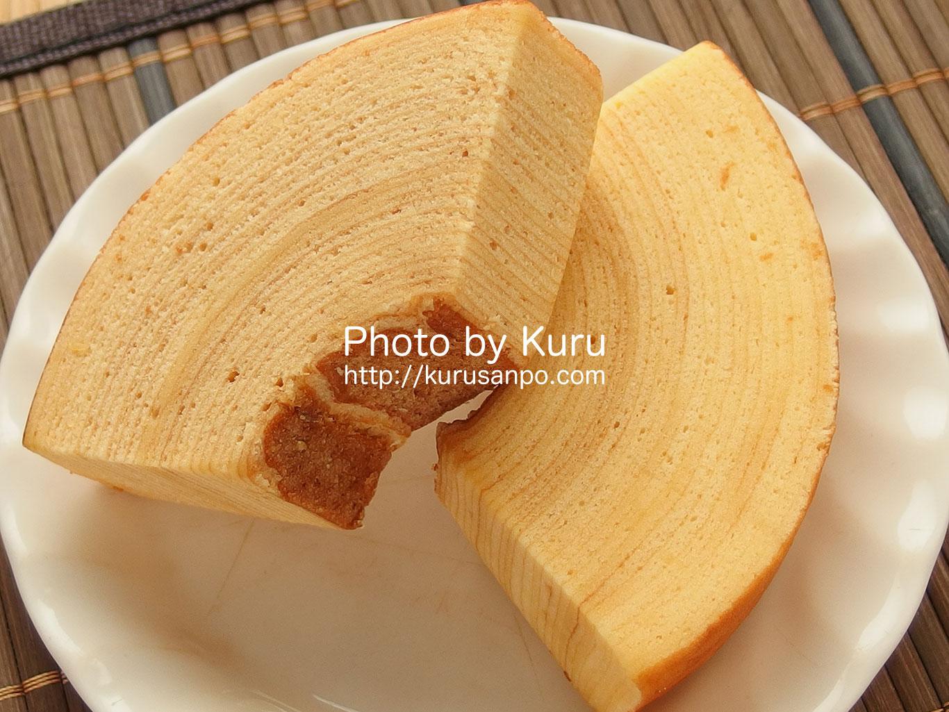 神戸本山のバームクーヘン専門店『マルタンマルタン』のバームクーヘンが美味しくて幸せ♪
