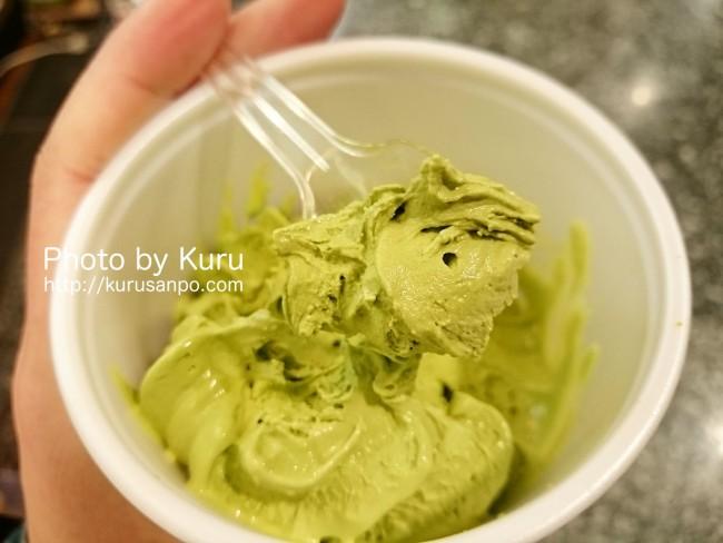 茶の池田や[東京・新宿]『高級抹茶ソフトクリーム』