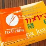 糖質に反応する酵母を使用『カメヤマ酵母』で毎日の食事をサポート♪