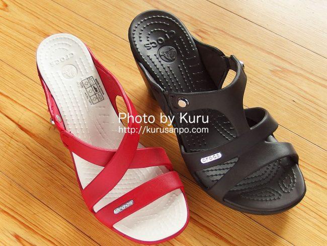 crocs(クロックス)『cyprus 4.0 heel w(サイプラス 5.0 ヒール ウィメン)』
