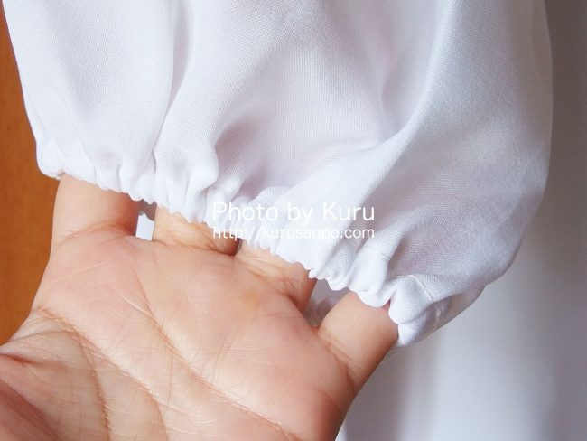 SESSYUU(セッシュウ)[SESSYU Y&SU(セッシュウ ワイアンドスー)][楽天市場]『バルーン袖のVネックプルオーバーブラウス』