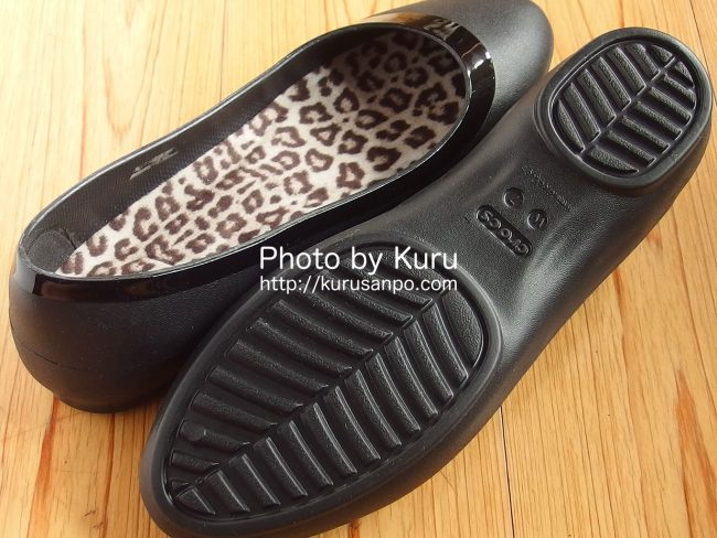 crocs(クロックス)『Crocs Lina Deluxe Flat W(クロックス リナ デラックス ウィメン)』